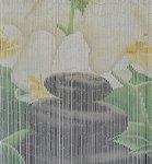 vliegengordijn bamboe lotus