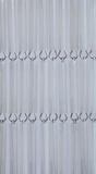 Vliegengordijn op maat: hulzen transparant_