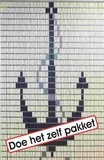 Vliegengordijn bouwpakket anker 100x240cm_