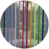 vliegengordijn gekleurde lamellen