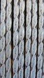 Vliegengordijn luxe Bali wit-transparant 100x240cm_