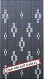 Vliegengordijn bouwpakket sterrenhemel 90x210cm_