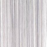 Draadjesgordijn lichtgrijs 100x250cm_