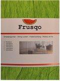 draadjesgordijnen lime groen