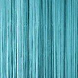 draadjesgordijnen turquoise