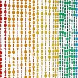 pailletgordijn regenboog
