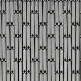 Vliegengordijn hulzen transparant 90x210cm_