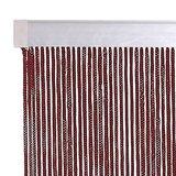 Vliegengordijn lasso bordeaux rood 90x200cm_