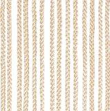 Vliegengordijn touwen ivoor 90x200cm_