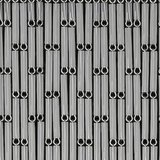 Vliegengordijn hulzen transparant 100x240cm_