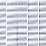 Vliegengordijn kunststof blauw 90x220cm_
