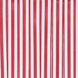 Vliegengordijn pvc zwaar rood 90x220cm_