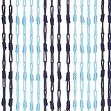 Vliegengordijn knopen blauw 90x200cm_
