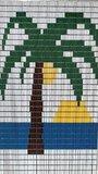 Vliegengordijn bouwpakket palmboom 100x240cm_