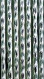 Vliegengordijn luxe Lucca zwart 92x210cm_