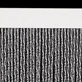Vliegengordijn luxe Lucca zwart 100x240cm_