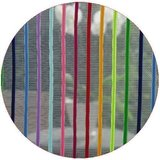 Vliegengordijn lamellen 90x200cm Kansas color_