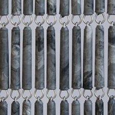Vliegengordijn op maat: hulzen grijs gevlekt