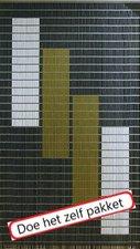 Vliegengordijn bouwpakket 4 blokken 90x210cm