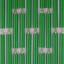 Vliegengordijn op maat: hulzen verspringen groen