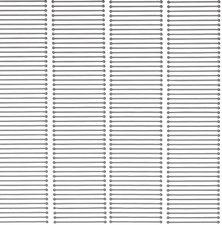 Vliegengordijn kunststof grijs 90x220cm