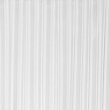 Vliegengordijn pvc zwaar wit 100x220cm