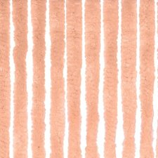 Vliegengordijn twisted plush zalm 90x205cm