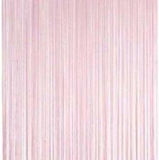 Showroommodel Draadjesgordijn lichtroze 90x200cm