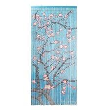 Vliegengordijn Kitsch Kitchen bamboe bloesem van Gogh 90x200cm