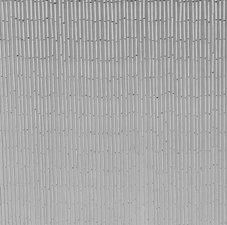 Bamboe vliegengordijn grijs 90x200cm