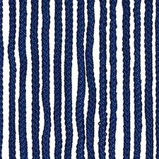 Vliegengordijn touwen blauw 90x200cm