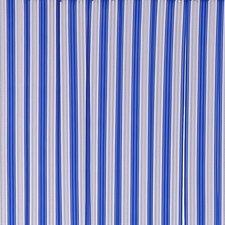 Vliegengordijn pvc zwaar blauw 90x220cm