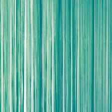 Draadjesgordijn zeegroen 90x200cm