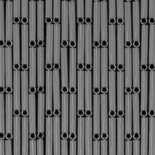 Vliegengordijn hulzen zilver 100x240cm
