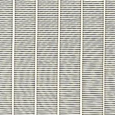 Vliegengordijn kunststof bruin 90x220cm