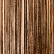 Draadjesgordijn bruin 100x250cm