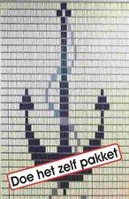 Vliegengordijn bouwpakket anker 90x210cm