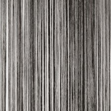 Draadjesgordijn zwart 300x300cm