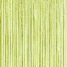 Draadjesgordijn olijfgroen 100x250cm