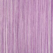 Draadjesgordijn lavendel 90x200cm