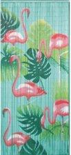 Vliegengordijn Kitsch Kitchen flamingo 90x200cm