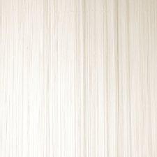 Draadjesgordijn wit 90x200cm (LET OP, mist 1 draadje)