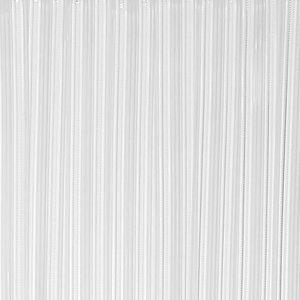 Vliegengordijn pvc zwaar wit 90x220cm