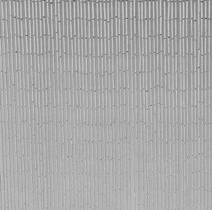 vliegengordijn bamboe grijs