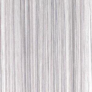 Draadjesgordijn lichtgrijs 100x250cm