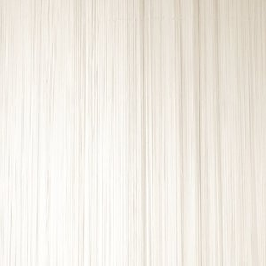 draadjesgordijn wit