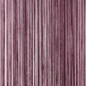 draadjesgordijnen aubergine