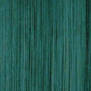 draadjesgordijn pauw groen