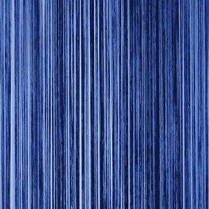 draadjesgordijn blauw