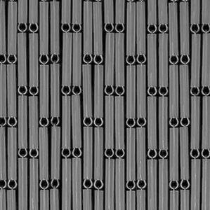 Vliegengordijn hulzen zilver 90x210cm